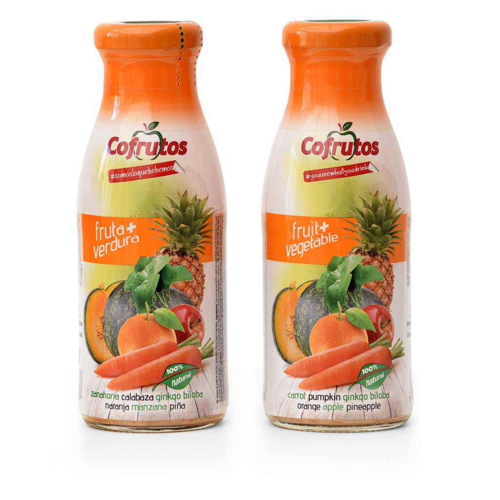 Zumos Frutas Verduras Zumo Verdura Zanahoria Calabaza Ginkgo Biloba Naranja Manzana 9 05 Las zanahorias son dulces, deliciosas y crujientes. zumo verdura zanahoria calabaza ginkgo
